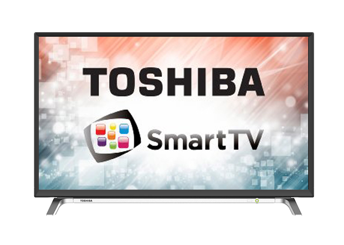 "TOSHIBA 32"" Smart LED TV"