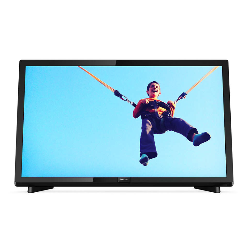 "Philips 22"" Full HD Ultra Slim LED TV - 22PFT5403"