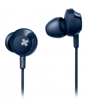Philips Headphones With Mic - SHE4305BL/00