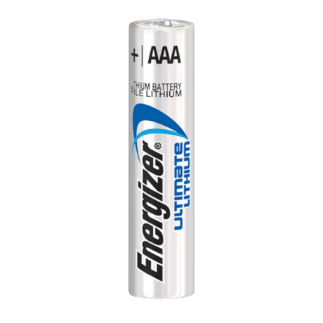 Energizer Ultimate Lithium 1.5V AAA Battery 2-Pack