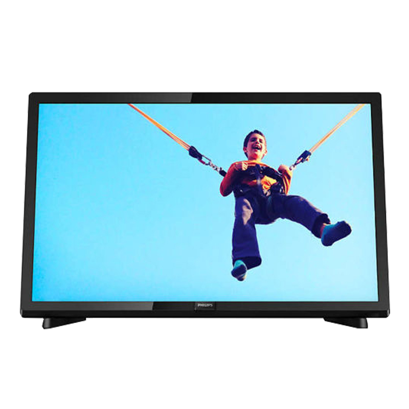 "Philips 5400 Series 22"" Full HD LED TV / Monitor - 22PHT5403 with 50% Off Dialog TV Connection"