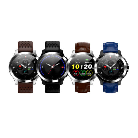 Zoltrix Smart Watch with ECG - ZW8