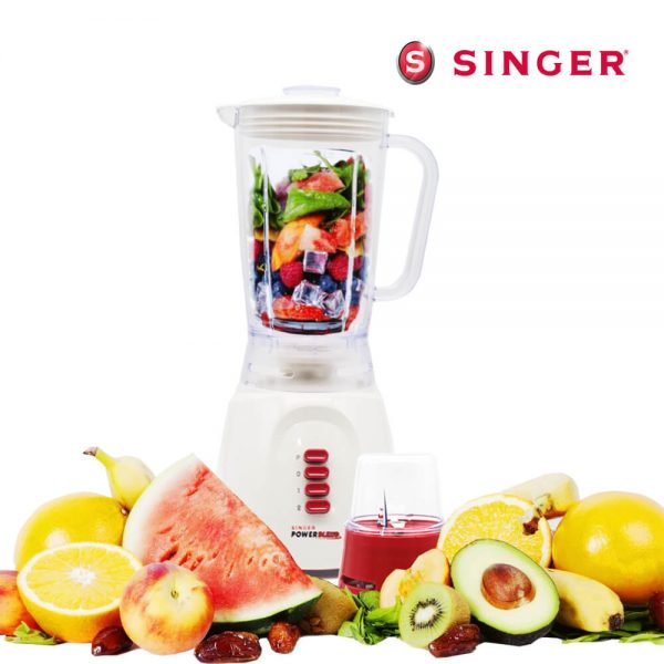 Singer Blender Power Mixture Red-KA-PB-426 – HB249