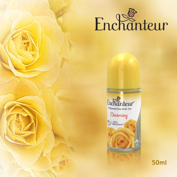 Enchanteur Perfumed Deo Roll On Charming 50ml – CWR441 2