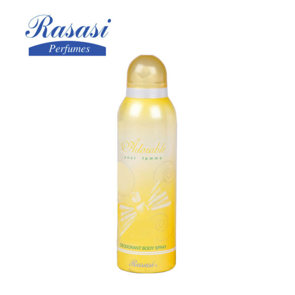 Rasasi Women Body Spray Adorable Pour Femme -CWBS525 12