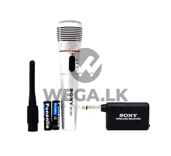 Sony Super Professional Microphone