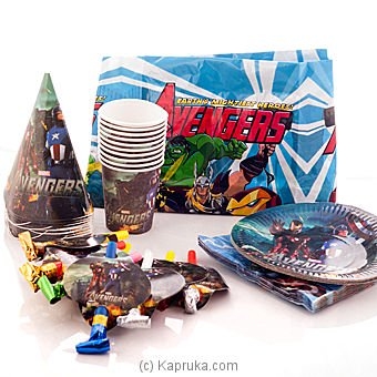 Disney Avengers Party Pack