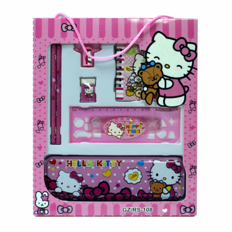 Hello Kitty Stationery Set