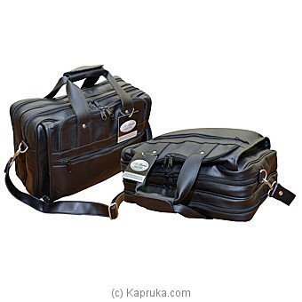P. G. Martin Laptop File Bag (R 093)