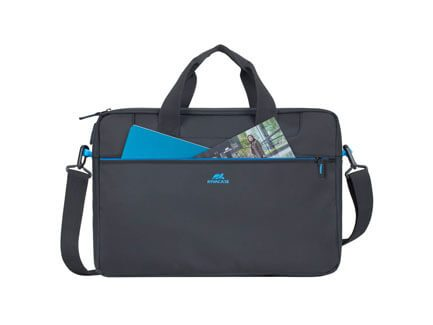 Rivacase Black Laptop Bag