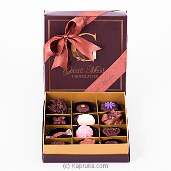 Gerard Mendis Chocolate Box 12Pcs