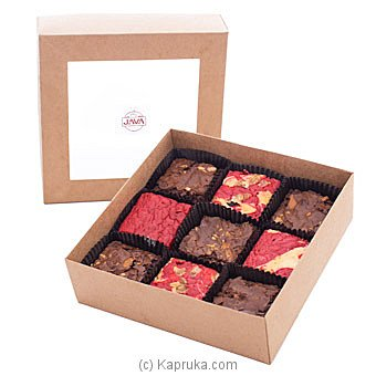 Java Lounge Brownie Pack