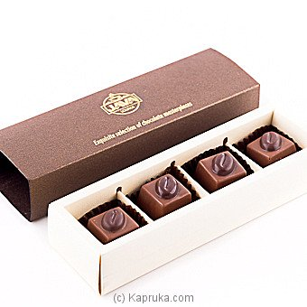 Java Lounge Coffee Crme Milk Chocolate 4Pcs