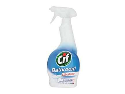 Cif Ultrafast Bathroom Spray  450ML