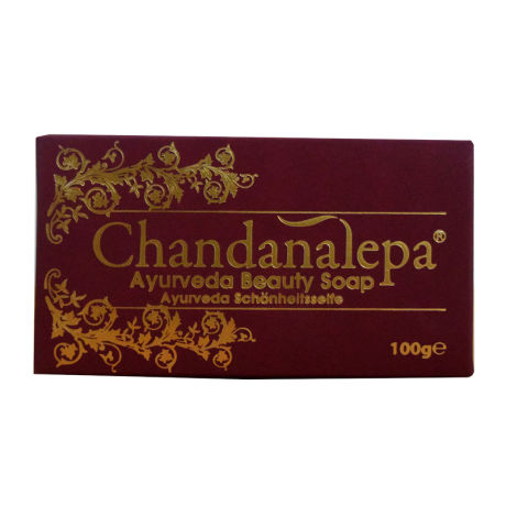 Chandanalepa Ayurveda Beauty Soap 100g