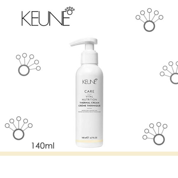 Keune Care Vital Nutrition Thermal Cream 140ML
