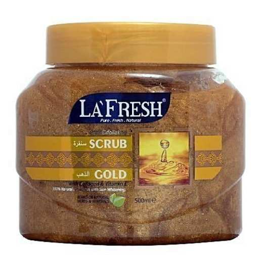 La Fresh Gold Scrub 500ML