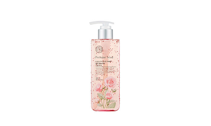 The Face Shop Perfume Seed Capsule Body Wash