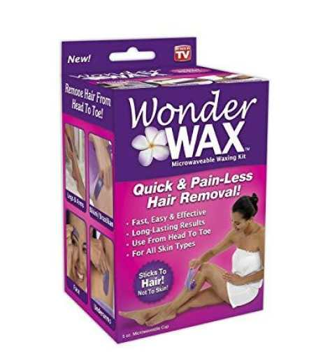 Wonder Wax Hair Removal