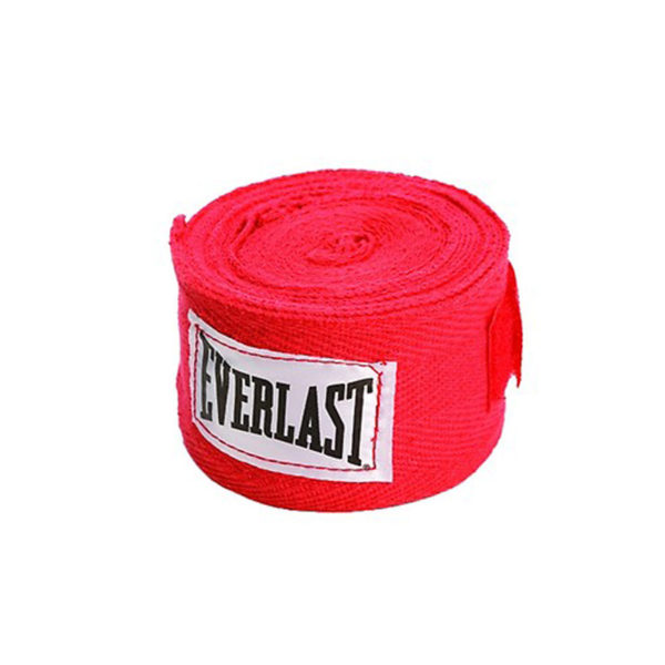 Everlast Advanced Cotton Fitness Boxing Hand Wraps