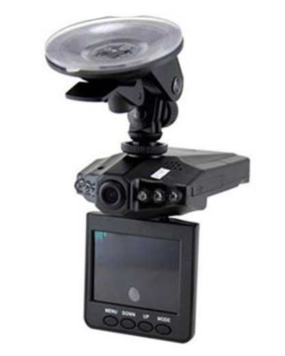 Hd Dvr Portable 2.5- Car Dashboard Camera Recorder