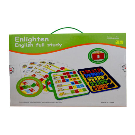 Enlighten English Learning Toy Kit (GT7755)