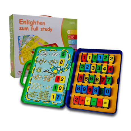 Enlighten Mathematics Learning Toy Kit (GT7766)