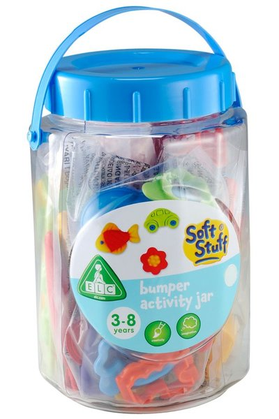 ELC Soft Stuff Bumper Activity Jar