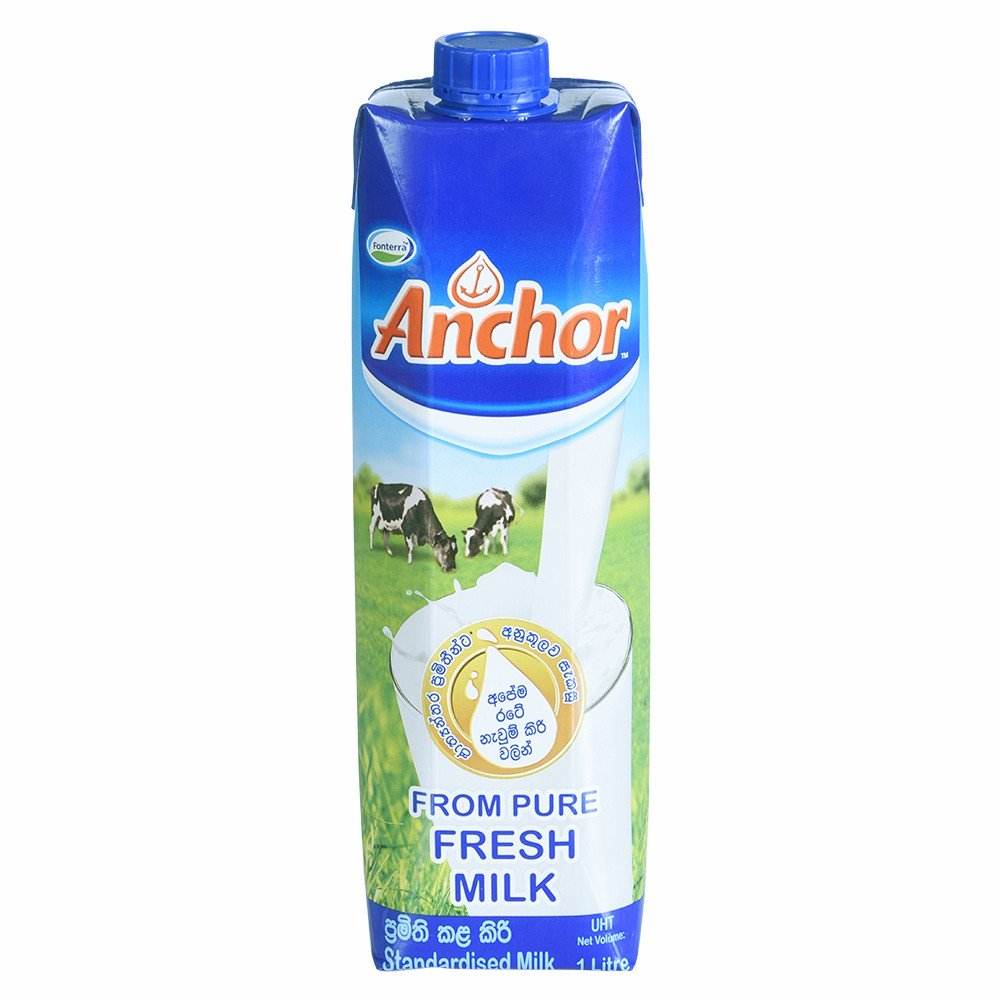 Anchor From Pure Fresh Milk 1L