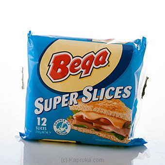 Bega Super 12 Slices 250g