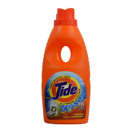 Tide Fabric Liquid Wash 1L