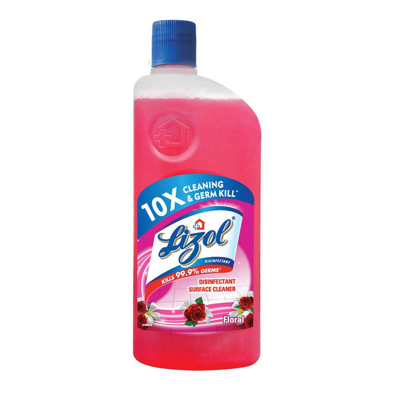 Lysol Disinfectant Surface Cleaner Floral 500ml