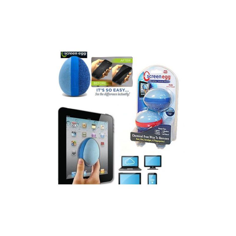 Screen Egg The Ultimate Microfiber Screen Cleaner