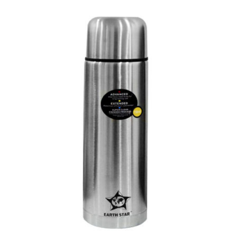 Stainless Steel Bullet Flask 750 ML