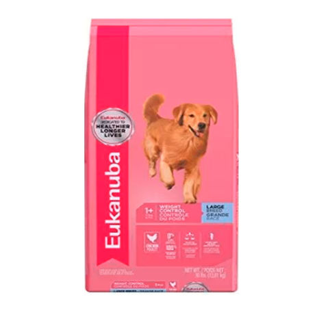 Eukanuba Large Breed Weight Control 15KG
