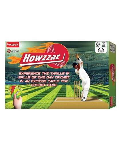 Funskool HOWZZAT Cricket Game