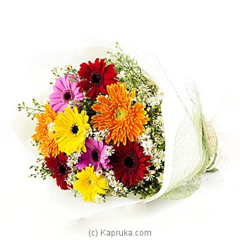Flower Republic Gerberas Bouquet