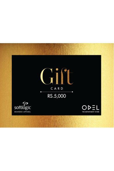 Odel Gift Card Rs 1000