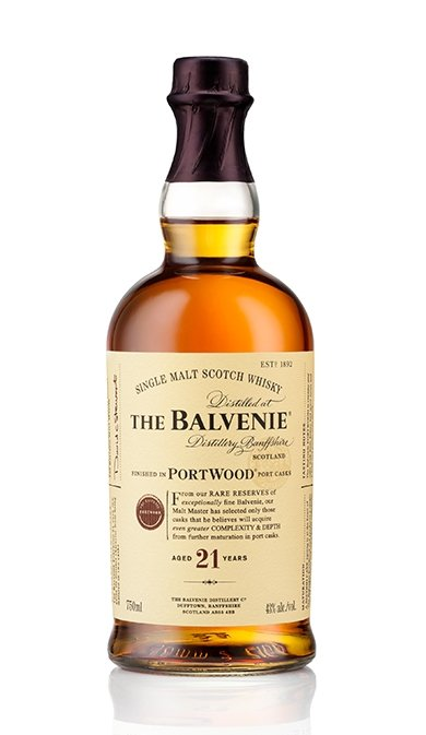 Balvenie Port Wood Whisky 21 Year Old 700ml