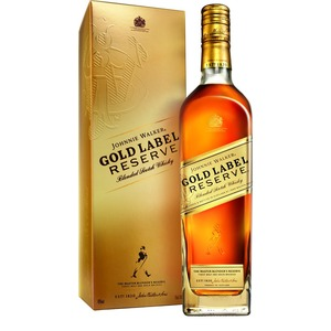 Johnnie Walker Gold Label Reserve Whisky 750mL