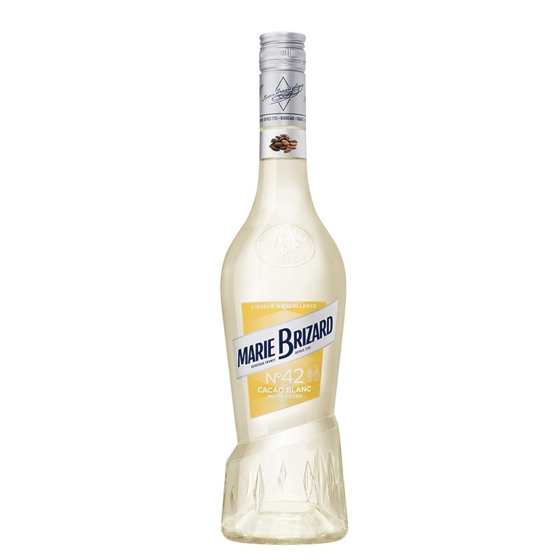 Marie Brizard White Cocoa 750mL