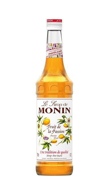 Monin Passion Fruit Syrup 1L