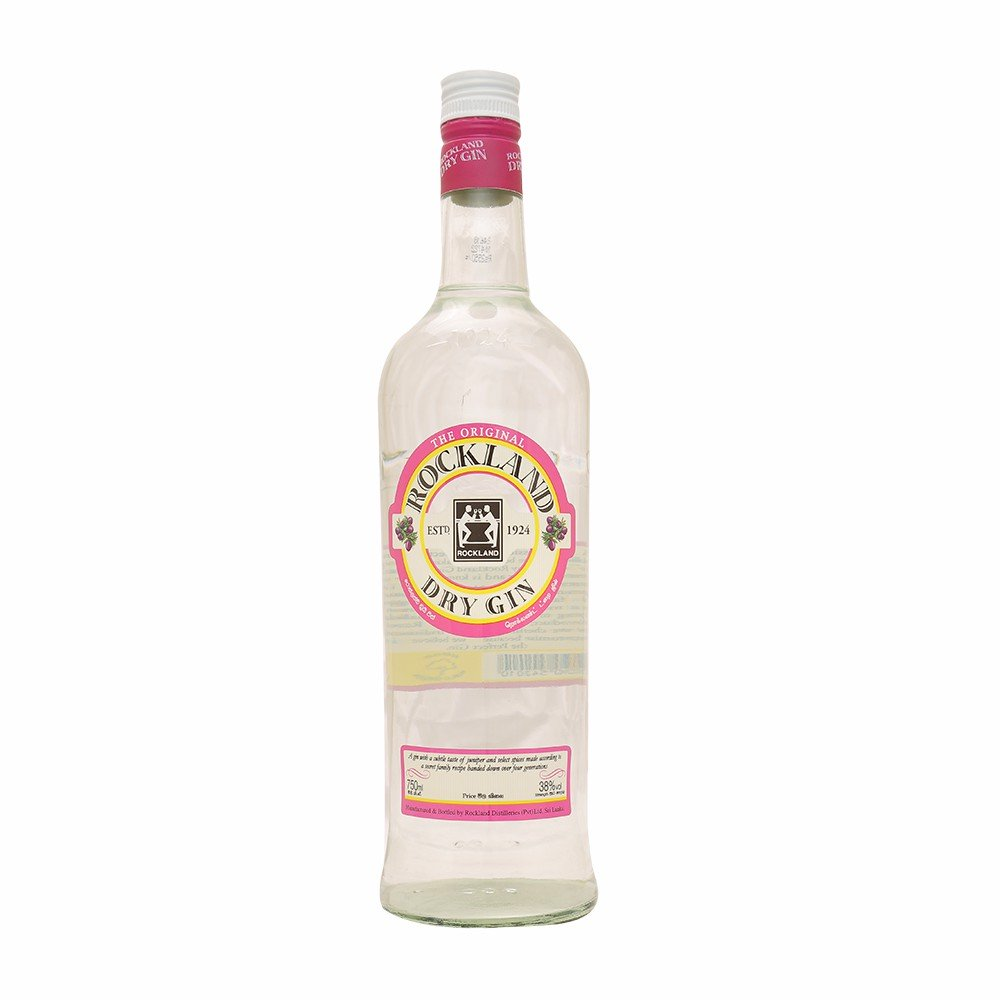Rockland Dry Gin 750ml