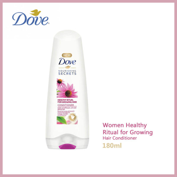 Dove Women Healthy Ritual For Growing Hair Conditioner 180ml