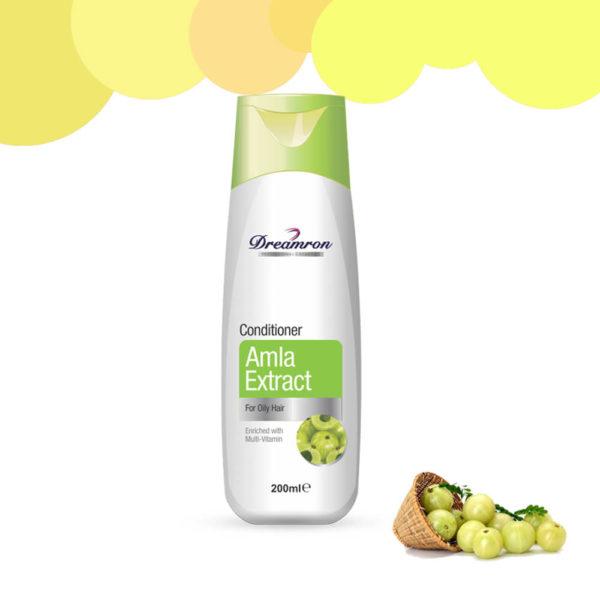 Dreamron Conditioner Amla Extract 200ML