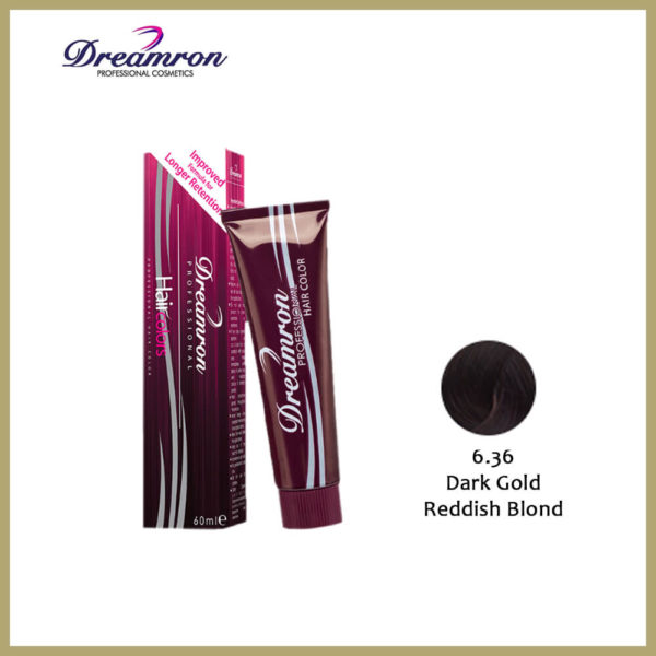 Dreamron No 6.36 Dark Gold Reddish Blond