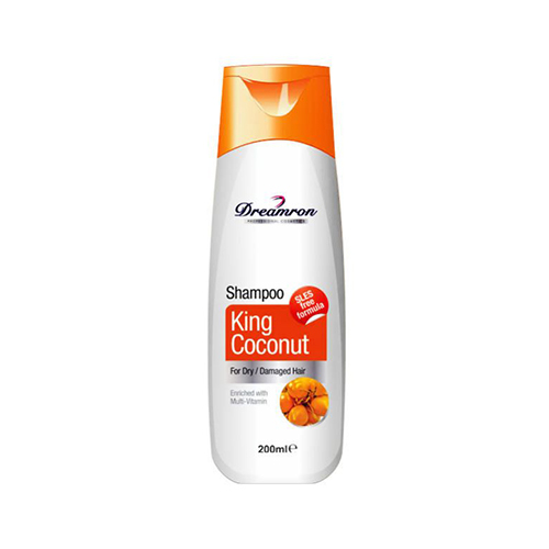 Dreamron King Coconut Shampo 200mL