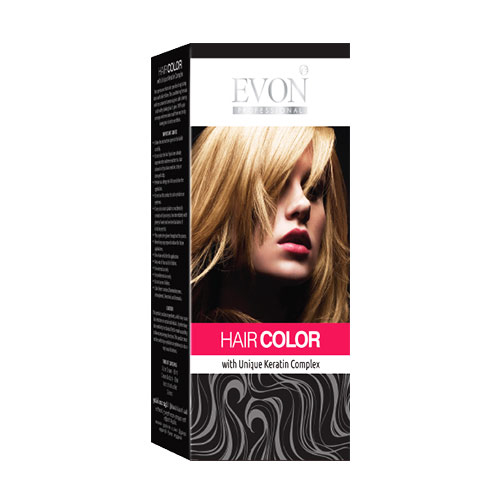 Evon Hair Colour Box 1/2/3 - 60 ml