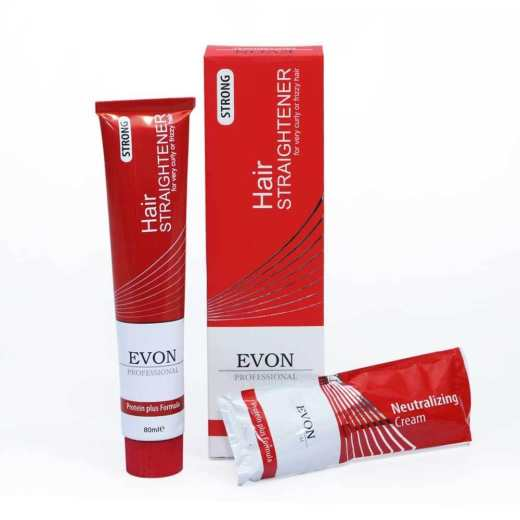 Evon HAIR STRAIGHTENING CREAM