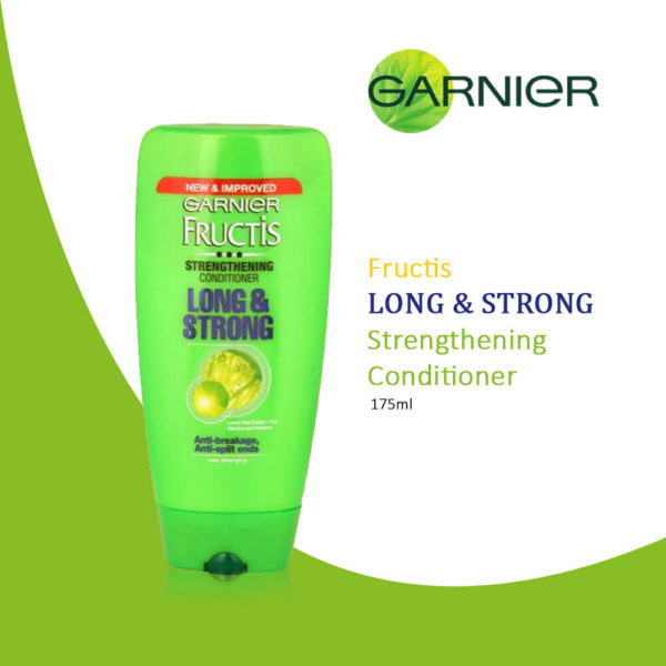 Garnier Long and Strong Strengthening Conditioner 175mL